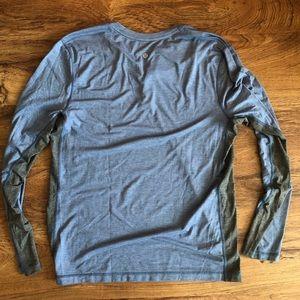 lululemon athletica Shirts - Lululemon core henley size large